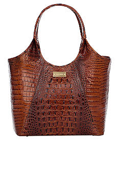 Brahmin Melbourne Small Shopper Tote