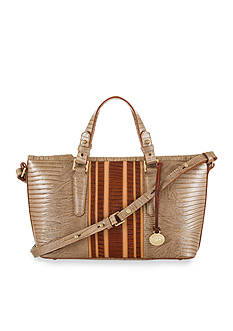Brahmin Vineyard Collection Mini Asher Satchel