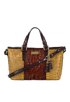 Brahmin Mini Asher Vertical Vineyard Satchel