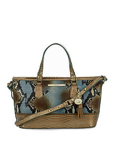 Brahmin Cortes Collection Mini Asher Satchel