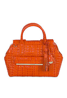 Brahmin Tucker Strada Collection Satchel