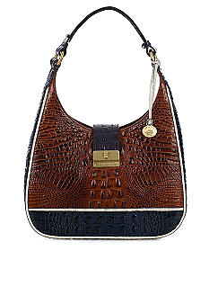 Brahmin Quinn Tricolor Shoulder Bag