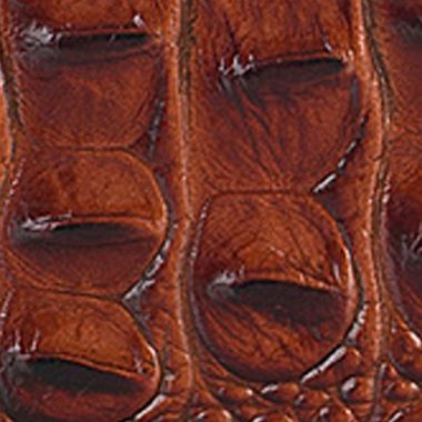 Wallets: Pecan Brahmin Melbourne Collection Credit Card Wallet