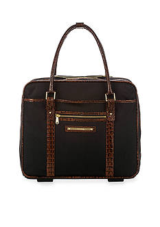 Brahmin Wheeled Travel Briefcase
