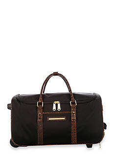 Brahmin Carry-On Wheeled Duffle