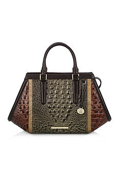 Brahmin Arden Satchel Nottingham Collection