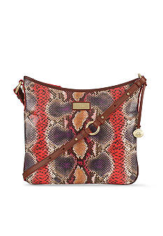 Brahmin Julie Multi Anaconda Crossbody