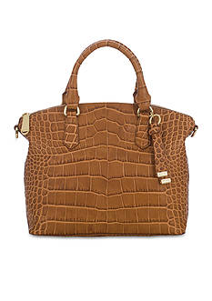 Brahmin Savannah Collection Duxbury Satchel