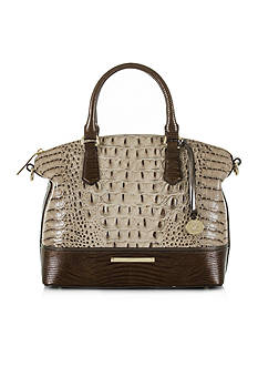 Brahmin Duxbury Satchel Bronte Collection
