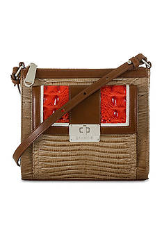 Brahmin Vertical Vineyard Collection Mimosa Crossbody