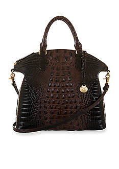 Brahmin Large Duxbury Satchel Melbourne Collection