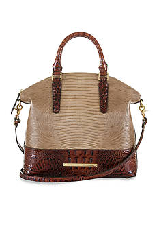 Brahmin Kona Collection Large Duxbury Satchel