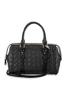 Brahmin Samo Collection Gemma Satchel