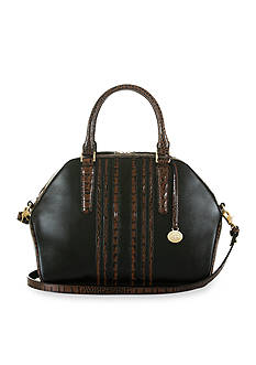Brahmin Vineyard Collection Hudson Satchel