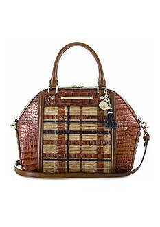 Brahmin Hudson Satchel Canterbury Collection