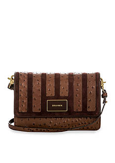 Brahmin Prague Collection Hudson Convertible Crossbody