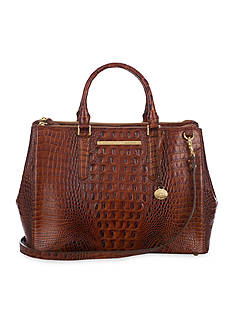 Brahmin Melbourne Collection Lincoln Satchel