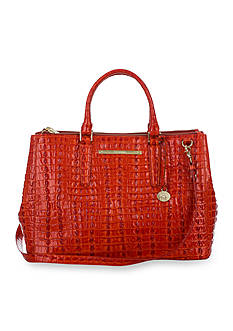 Brahmin La Scala Collection Lincoln Satchel