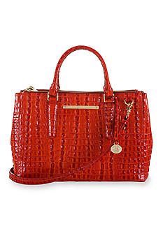 Brahmin La Scala Collection Small Lincoln Satchel