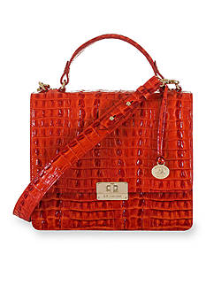 Brahmin La Scala Collection Cecelia Shoulder Bag