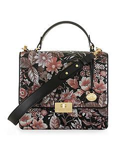 Brahmin Bohemia Collection Cecelia Flap Shoulder Bag