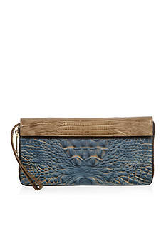 Brahmin Palma Collection Skyler Wristlet Wallet