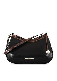 Brahmin Tri-Texture Collection Cayson Shoulder Bag