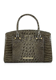 Brahmin Greta Satchel Melbourne Collection