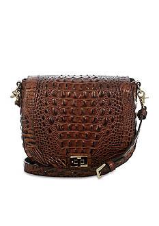 Brahmin Melbourne Collection Sonny Saddle Bag