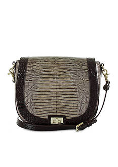 Brahmin Sonny Saddle Bag Pennfield Collection