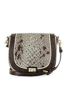 Brahmin Sonny Crossbody Saddle Dag Carlisle Collection