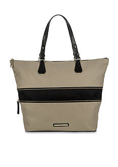 Brahmin Bayview Color Block Collection Casey Tote