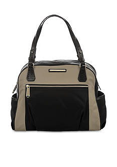 Brahmin Bayview Colorblock Collection Raylee Tote