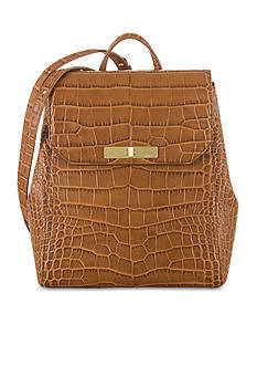 Brahmin Savannah Collection Gloria Backpack