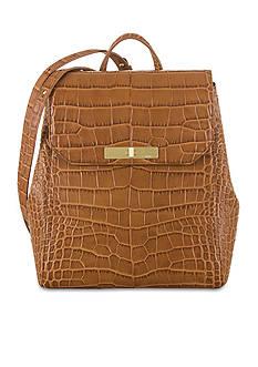 Brahmin Savannah Collection Gloria Backpack