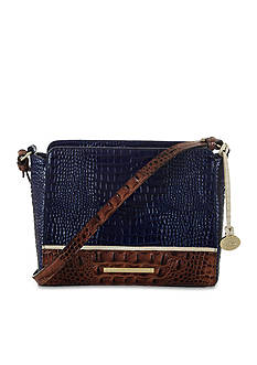 Brahmin Tri Texture Collection Carrie Crossbody