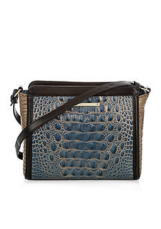 Brahmin Palma Collection Carrie Crossbody Bag