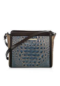 Brahmin Palma Collection Carrie Crossbody Bag