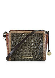 Brahmin Carrie Crossbody Bag Nottingham Collection