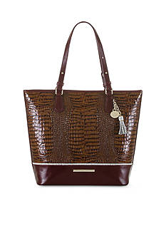 Brahmin Asher Tote Tri-Texture Collection