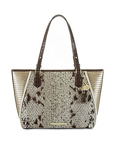 Brahmin Medium Asher Tote Bag Carlisle Collection