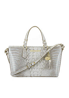 Brahmin Mini Asher Satchel Melbourne Collection