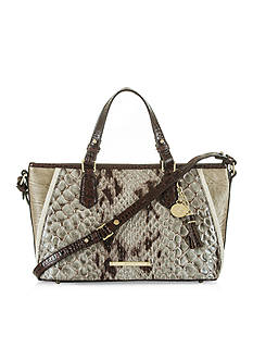 Brahmin Mini Asher Satchel Carlisle Collection