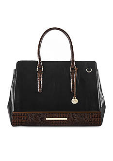 Brahmin Finley Carryall Tuscan Tri-Texture Collection