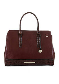 Brahmin Finley Carryall Autumn Tuscan Collection