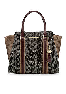 Brahmin Priscilla Satchel Rooksbury Collection