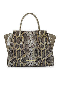 Brahmin Priscilla Satchel Leighton Collection