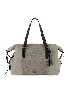 Brahmin Southcoast Delaney Satchel Wilmington Collection