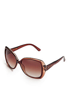 Jessica Simpson Oversized Glam Sunglasses