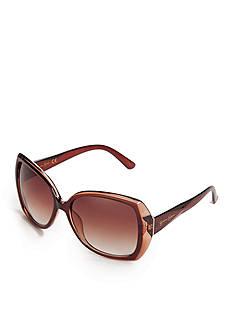 Jessica Simpson Oversized Glam Sunglasses